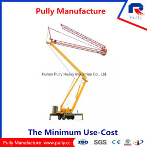 3150kg Tip Load Foldable Mobile Tower Crane (MTC20300) pictures & photos