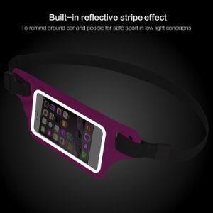 Lycra Ipx8 Waterproof Belt Running Waist Pouch Support Fingerprint Awaken pictures & photos