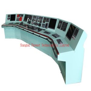 Marine Control Console/Marine Integrated Bridge Console/Marine Engine Room Console/Marine Cargo Control Console/Marine Gmdss Console pictures & photos