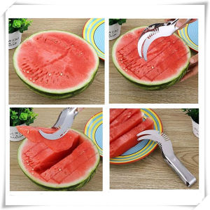 Watermelon Cutter Kitchenware for Fruit (VK16011) pictures & photos