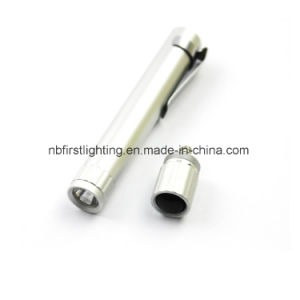Aluminium LED Penlight with Convex Lens pictures & photos
