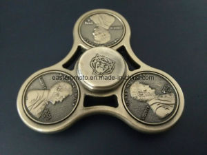 2017 New Fidget Toys Hand Fidget Spinner EDC Tri-Spinner pictures & photos