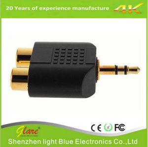 3.5mm Audio Headphone Adapter pictures & photos
