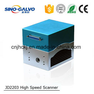 Jd2203 Marking Scanner for CO2 Laser Marking Device pictures & photos
