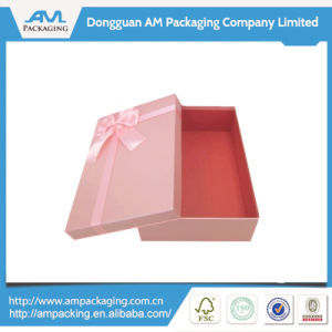 Decorative Square Gift Boxes for Wig Boxes Humen Hair Extension Packaging pictures & photos