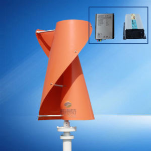300W Vertical Axis 12V Wind Generator with Rectifier and 1kw Inverter pictures & photos