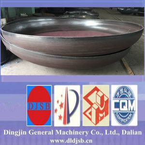 ASME Carbon Steel Torispherical Dish Head pictures & photos
