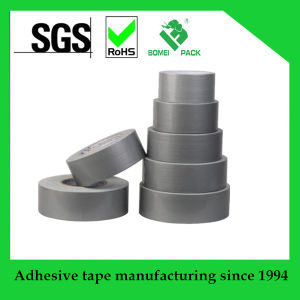 Cheap Cloth Acrylic Duct Tape for Sealing and Packing pictures & photos