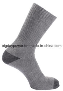 Interlligen Three Level Rechargeable Battery Heated Socks for Outdoor Sporting Winter Use pictures & photos