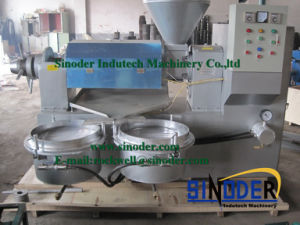 Screw Oil Expeller Edible Oil Press Machine for Sale pictures & photos