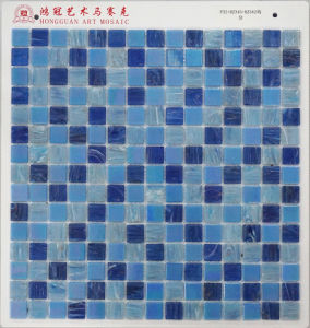 Glass Mosaic for Floor Tile pictures & photos