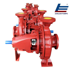 Engine Centrifugal End Suction Pump pictures & photos