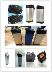 7s9p 24V Lithium Battery Ebike Battery Electric Bicycle Battery Packsliver Fish Battery Lithium-Ion Battery Power Battery LiFePO4 Battery Ebike Battery pictures & photos