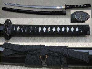 Reasonable Handmade Real Hamon Katana Sword