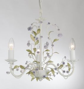 UL Approval Floral Crystal Chandelier pictures & photos