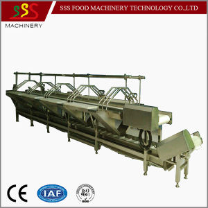 Stainless Steel 316 Manual Fish Cutting Machine Cutting Table pictures & photos