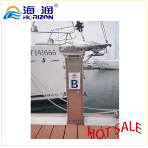 High Quality Dock Power Pedestal Floating Dock/Marina pictures & photos