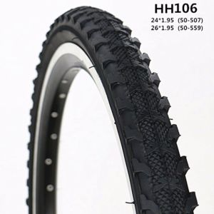 Bicycle Accessoires Rubber Mountain Bike Tire (ly-a-142) pictures & photos