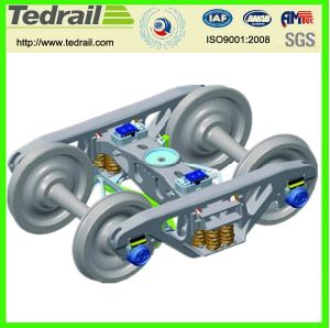Tedrail Flexible Control Bogie (T4 TYPE) pictures & photos