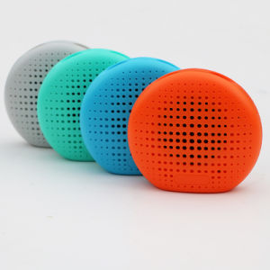 2016 New Music Waterproof Portable Mini Bluetooth Wireless Speaker pictures & photos