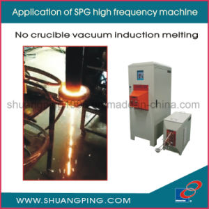 100kw 150kHz High Frequency Induction Heating Machine Spg-100b pictures & photos