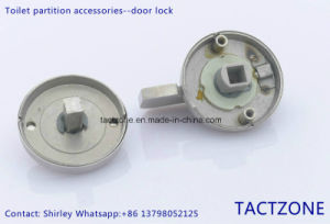 New Design Stainless Steel Lock for Toilet Partition pictures & photos