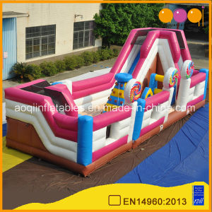 Kids Inflatable Items Lollipop Inflatable Bouncer Fun City (AQ13194) pictures & photos