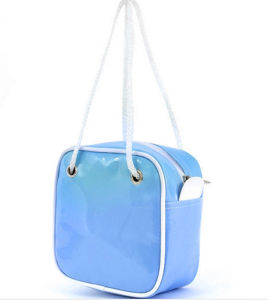 Candy Colorful PVC Drawstring Handbags