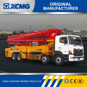 XCMG Official Manufacturer Hb48b-I 48m Truck Mounted Concrete Pump pictures & photos
