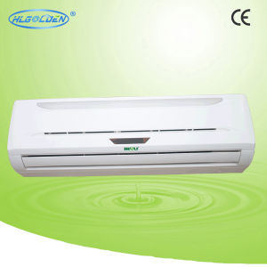 High Wall Mounted Split Fan Coil Unit with Remote Controller pictures & photos