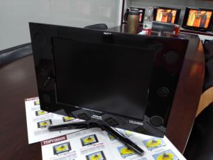 "15"" Hot Selling New Digital LED TV pictures & photos"