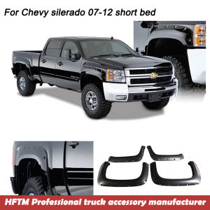 Cool Car Stuff PP Fender Flare for Chevy Silverado 2007-2012 Short Bed pictures & photos