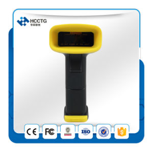 Hand-Held 2D Barcode Reader Supermarket Barcode Scanner HS6300 pictures & photos