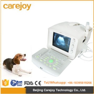 10 Inch Portable Ultrasound Machine Scanner with 3.5 MHz Convex Probe pictures & photos