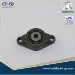 UCFL305 Chrome Steel Grey Cast Iron Housing Pillow Block Bearing for Agricultural Machinery pictures & photos