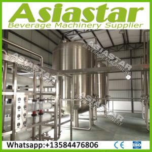 ISO9001 Certification Industrial Automatic RO Water Filter Machine Plant pictures & photos