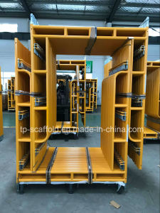 Q235/Q345 Powder Coated Panited Walk Through Scaffolding Frame pictures & photos