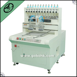 Automatic PVC Dispensing Machine for Patch pictures & photos