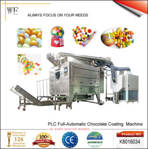 PLC Full-Automatic Chocolate Coating Machine (K8016034) pictures & photos