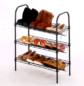 Amjmss017b Shoe Rack with Ce SGS Certificate pictures & photos