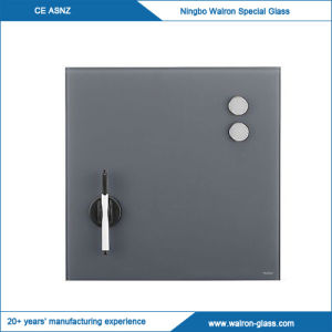 Magnetic Glass Wipe Boards with Hidden Fixings