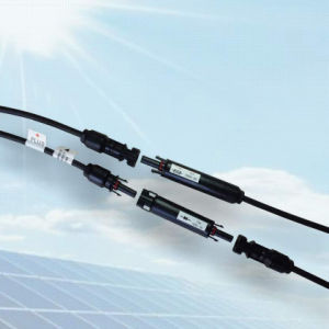 3A 1000V-TUV&600V-UL Safety Fuse Connector for Solar Panel Mc4b-C1-3A pictures & photos