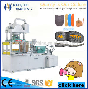 PVC Injection Shoes Machine / Injection Molding Machine