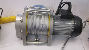 1000 Kg Electric Winch 220V pictures & photos