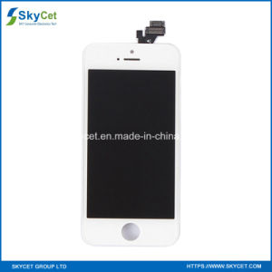Cell Phone LCD Touch Screen for iPhone 5/5s Digitzer Assembly pictures & photos