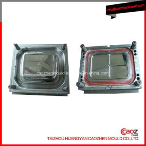 High Quality Plastic Injection Storage Container Mould pictures & photos
