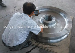 OEM Forged Stacker/Reclaimer Track Wheels pictures & photos