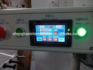 Chenghaotaping Jacket Seam Saling Machine (for waterproof garment) pictures & photos