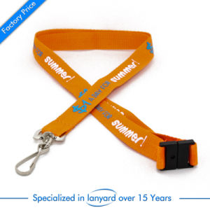 Wholesale Promotional Polyester Lanyard Gift pictures & photos
