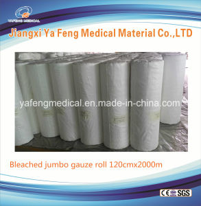 Medical Big Gauze Roll Manufacturer pictures & photos